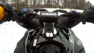 6. Yamaha Apex xtx 2012 initial Startup
