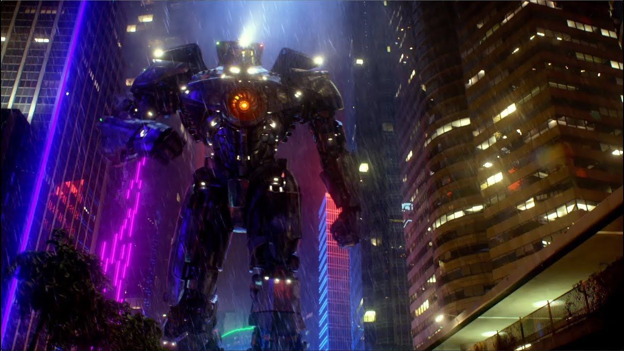 Movie Trailer:  Pacific Rim (2013)