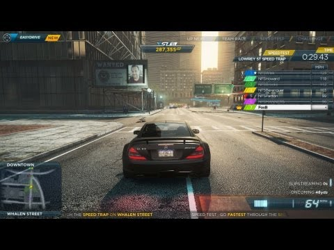 """Check out Most Wanted's award-winning, nonstop multiplayer in action. Stick it to your friends in the world's hottest, fastest and rarest cars. Learn more: http://o.ea.com/12118  Our online play is about friends and fun, as long as by """"friends"""" you mean t"""