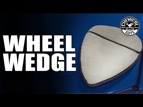 Chemical Guys Wheel Wedge