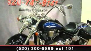 3. 2010 Kawasaki Vulcan 2000 Classic LT - RideNow Powersports