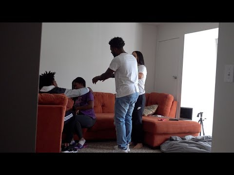 LET ME MASSAGE JASS PRANK ON TAY AND LAUREN