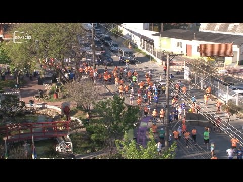 Corrida de rua reúne apaixonados pela modalidade; veja vídeo