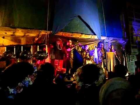 XIV Mercado Medieval Costa da Morte - Wyrdamur Medieval Folk (1ª parte)