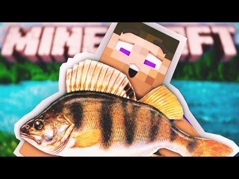 СТАНЬ РЫБАКОМ! :D - Обзор Мода (Minecraft)