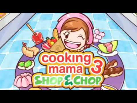 Cooking Theme 2 - Cooking Mama 3