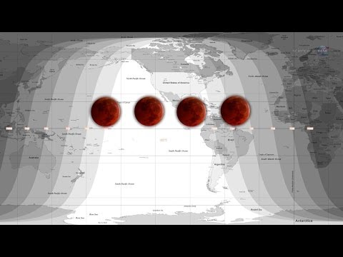lunar - Visit http://science.nasa.gov/science-news/science-at-nasa/2014/27mar_tetrad/ for more. A total lunar eclipse on April 15th marks the beginning of a remarkab...