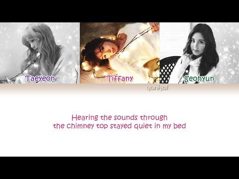 Girls' Generation-TTS - Dear Santa (English Version) (Color Coded English Lyrics) | by Yankat
