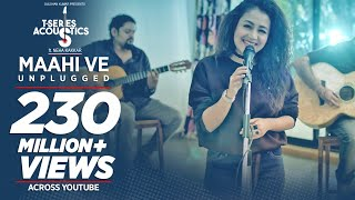 "Presenting T-Series Acoustics ft. Neha Kakkar in this rendition of Popular Hindi Song "" Maahi Ve Unplugged"". Song- Maahi Ve ..."