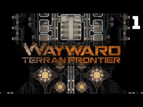 Wayward Terran Frontier: Zero Falls Фармлю и готовлюсь переделывать корабли =)