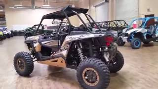 8. 2017 POLARIS RZR XP 1000 EPS