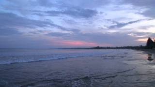 Chaungtha Beach Myanmar  city photo : チャウンターの夜明け(Chaung Tha Beach, Myanmar)