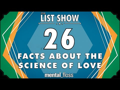 26 Facts About the Science of Love