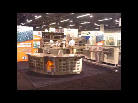 The NAFEM SHOW / AERO MANUFACTURING CO BOOTH 1420