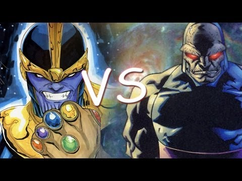 Thanos Vs Darkseid - Comic Clash S2E5 - Season 2 Finale!