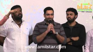 Kappal Movie Success Meet