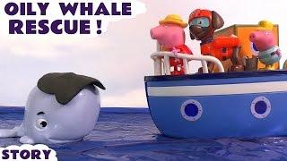 Oily Whale Rescue