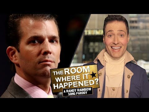 Video THE ROOM WHERE IT HAPPENED - Randy Rainbow Song Parody download in MP3, 3GP, MP4, WEBM, AVI, FLV January 2017