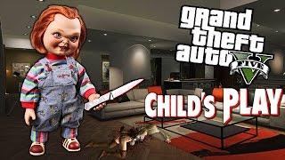 GTA 5 Mods - CHUCKY