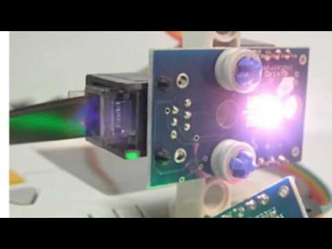 Video Video advertisement of the D Light System For Lego Mindstorms