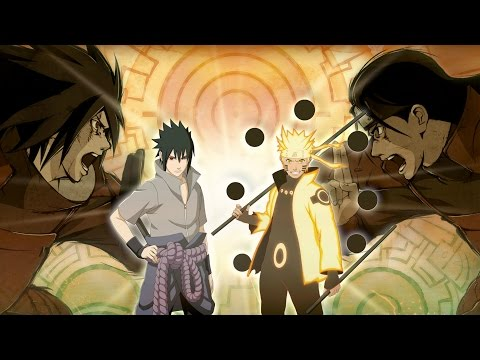 Naruto Shippuden: Ultimate Ninja Storm 4 -  Bandai Namco Global Gamers Day 2015 Trailer