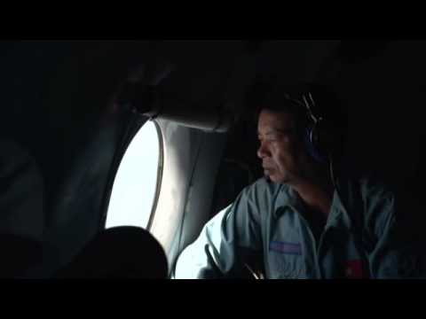 Search for missing Malaysian plane continues. March 10, 2014.