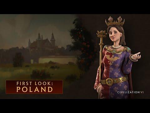 Królowa Jadwiga, złota wolność, sukiennice i skrzydlata husaria, czyli Polska w grze Civilization VI