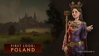Video CIVILIZATION VI – First Look: Poland MP3, 3GP, MP4, WEBM, AVI, FLV Januari 2018