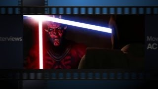 Star Wars: The Clone Wars - Season 4 - Finale Clip - Pits Obi-Wan Against Darth Maul