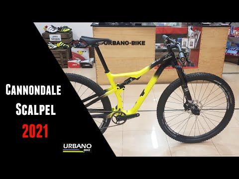 Cannondale Scalpel 4 2021