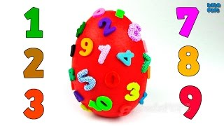 Learn To Count 1 to 10Giant Play Doh Surprise Egg Click to Subscribe to Dada Pups https://www.youtube.com/channel/UC1Sir-iKkghO5SSguzYC2lgSee other interesting videos:https://www.youtube.com/channel/UC1Sir-iKkghO5SSguzYC2lg/videos