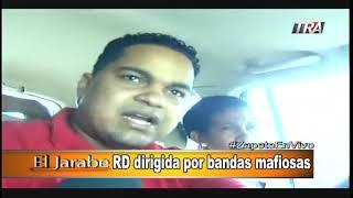 Marino Zapete: -RD dirigida por bandas mafiosas, Miércoles 06 de Septiembre 2017