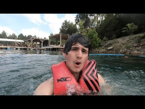 REDNECK WATER PARK!!! (видео)