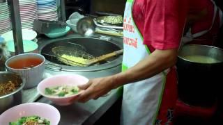 Thailand Bangkok Nightlife - Street Food Patpong Area