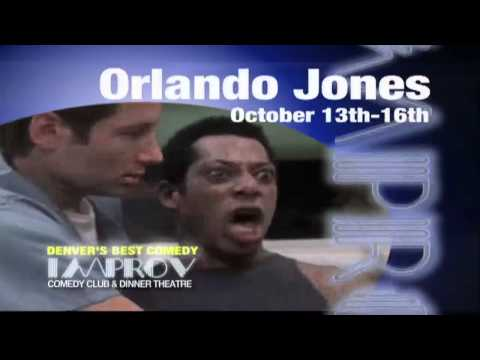 Improv Denver - Orlando Jones