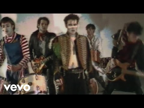 Adam Ant - Kings Of The Wild Frontier lyrics