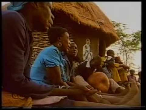 Mbira Music - Spirit of the People (Zimbabwe, 1990)