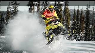 7. 2019 Ski-Doo MXZ TNT 850 E-TEC MXZ TNT