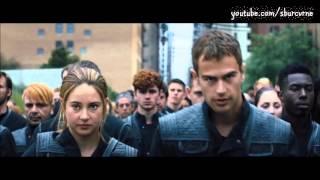 Divergent -Uyumsuz- (2014) 2.Fragman Türkçe Altyazılı