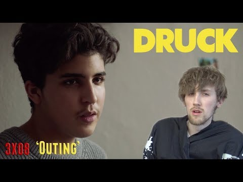 DRUCK (SKAM Germany) Season 3 Episode 8 - 'Outing' Reaction