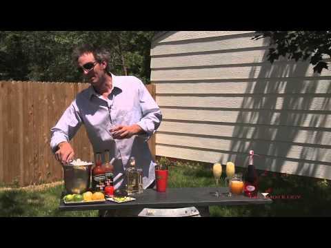 Tavi Bloody Mary Cocktail on Hotmixology