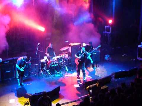 Clutch - Gravel Road @Entertainment Stage, Athens 14/07/2013