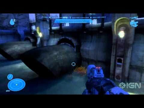 preview-Halo: Reach - Legendary Data Pads Walkthrough (IGN)