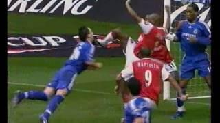 Video Chelsea - Arsenal. League Cup-2006/07. Final (2-1) MP3, 3GP, MP4, WEBM, AVI, FLV Agustus 2019