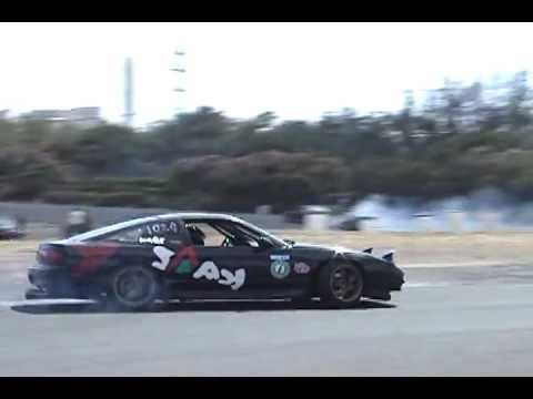 Drift Session Presents Barry Wong