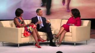 Video Oprah- Barack n Michelle MP3, 3GP, MP4, WEBM, AVI, FLV Oktober 2018