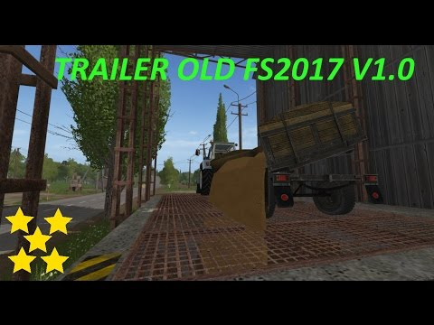 Trailer OLD FS2017 v1.0