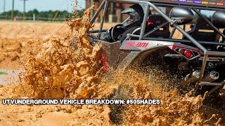 4. UTVUnderground Vehicle BREAKDOWN: #50Shades Mud Maverick XMR
