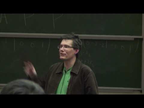 Vorlesung 3: Datenstrukturen und Algorithmen - Richard Buckland