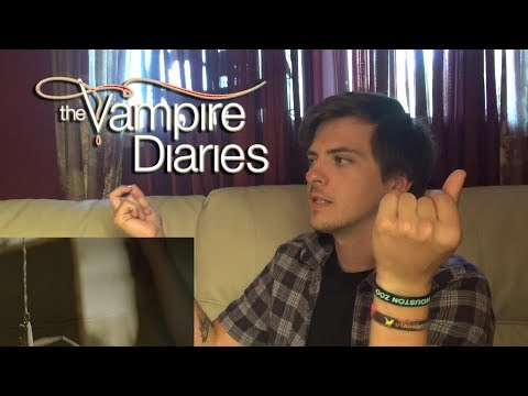 The Vampire Diaries - Season 6 Episode 2 (REACTION) 6x02 Yellow Ledbetter